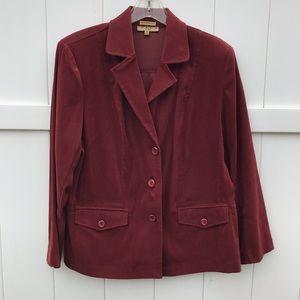 Notations Suit Jacket Womens Plus Size 1X Blazer
